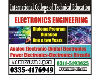 Electrical Technician Course in Sargodha Muzaffargarh