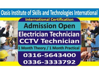 Solar Panel Technician International Training Course in Peshawar