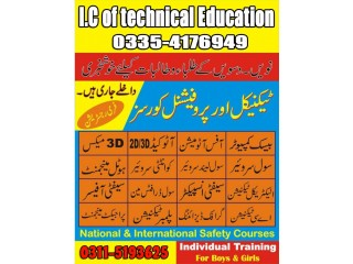 Chef and cooking experienced based course in CHARSADDA